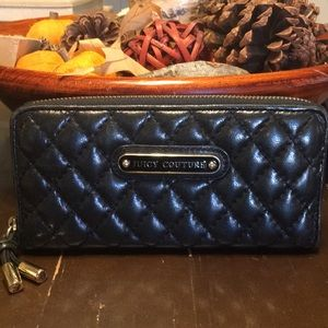 SALE Quilted Juicy Couture Wallet